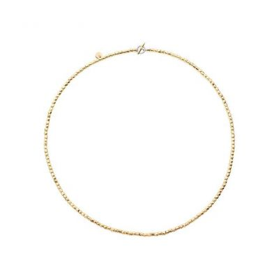 Collana Mini Granelli Oro giallo